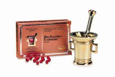 Pharma Nord Bio-Carotene+E 60 kap.