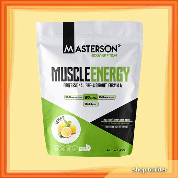 Masterson Muscle Energy 450 gr.
