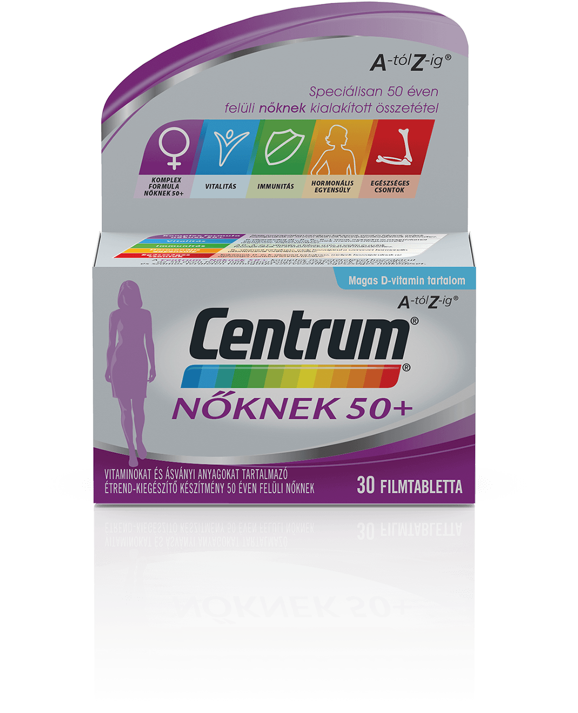 Centrum Centrum for Women 50+ 30 tab.