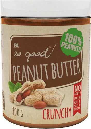 Fitness Authority So Good! Peanut Butter 900 gr.