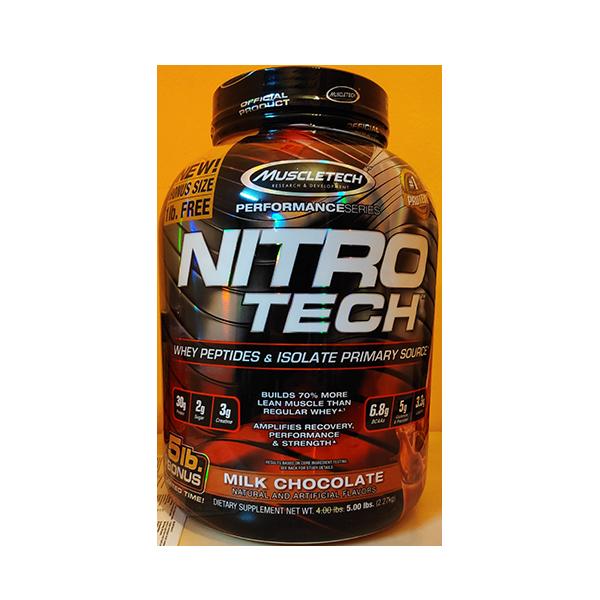 MuscleTech Nitro Tech 2,23 kg