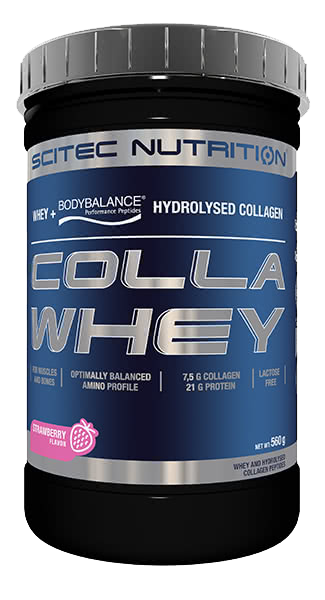 Scitec Nutrition CollaWhey 0,56 kg