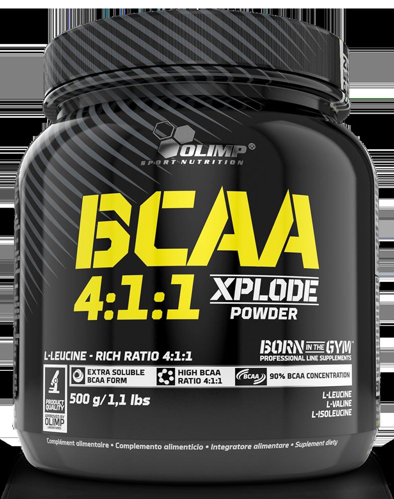 Olimp Sport Nutrition BCAA 4:1:1 Xplode Powder 500 gr.