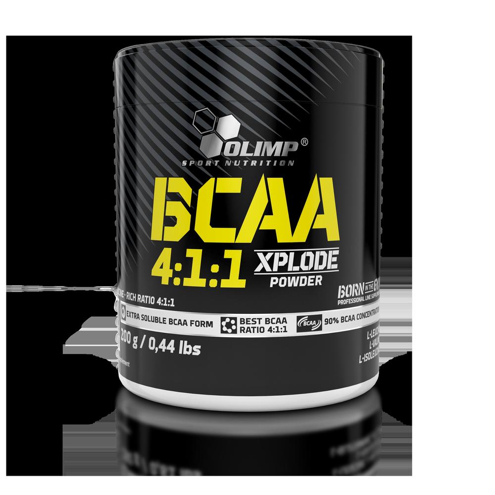 Olimp Sport Nutrition BCAA 4:1:1 Xplode Powder 200 gr.