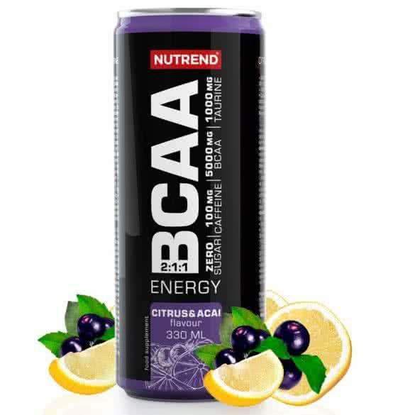 Nutrend BCAA Energy 330 ml