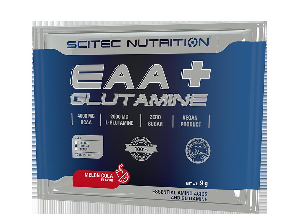 Scitec Nutrition EAA + Glutamine 9 gr.
