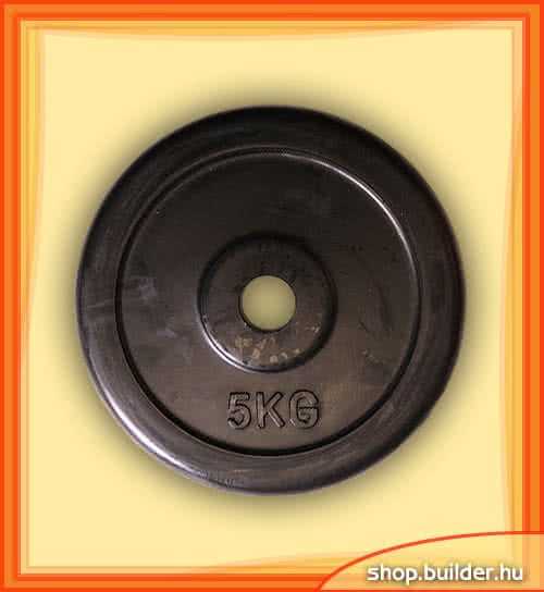 Ostala sportska oprema Gumena ploča 5 kg 5 kg