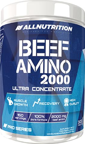 AllNutrition Beef Amino 2000 Pro 300 tab.