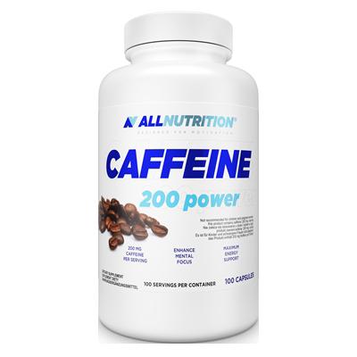 AllNutrition Caffeine 100 kap.