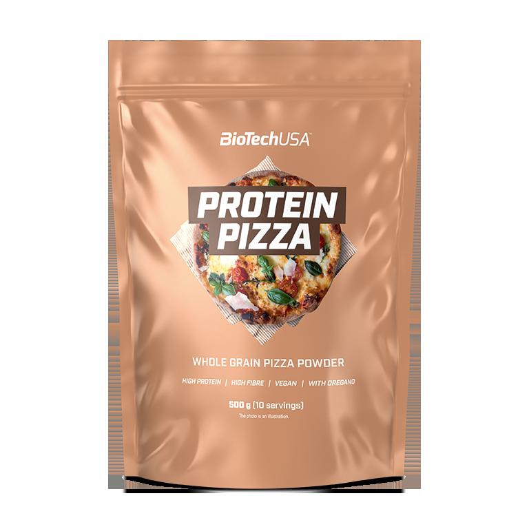 BioTech USA Protein Pizza od cjelovitog brašna 0,5 kg