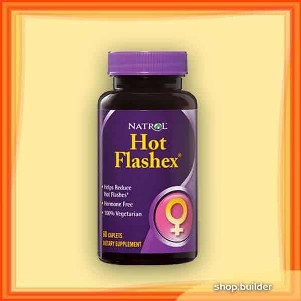 Natrol Hot Flashex 60 kap.