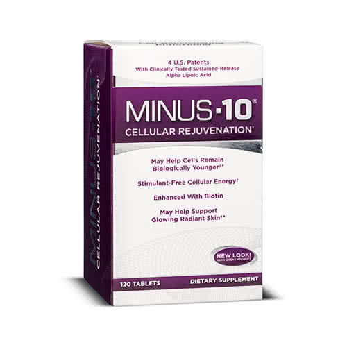Natrol Minus-10 120 tab.