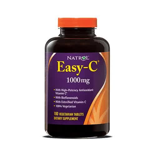 Natrol Easy-C 180 tab.