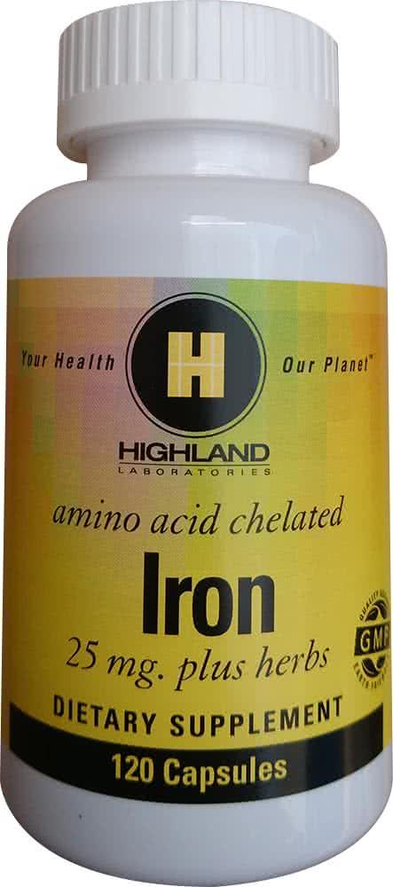 Highland Iron 120 kap.