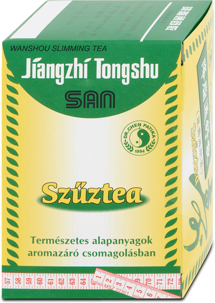 Dr. Chen Virgin Tea 15 fil.