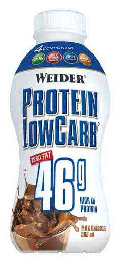 Weider Nutrition Protein LowCarb 500 ml