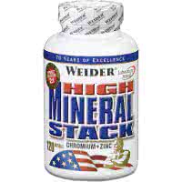 Weider Nutrition High Mineral Stack (120 kap.)