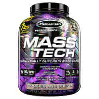 MuscleTech Mass Tech (3,18 kg)