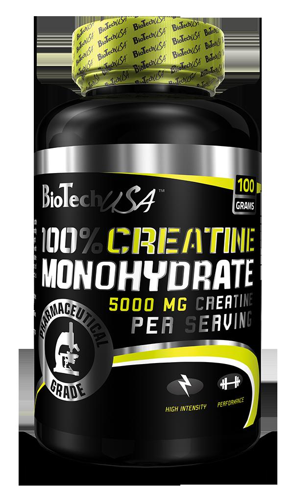 BioTech USA Creatine Monohydrate 100 gr.