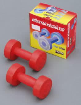 Ostala sportska oprema Plastic dumbell 0,5 kg par
