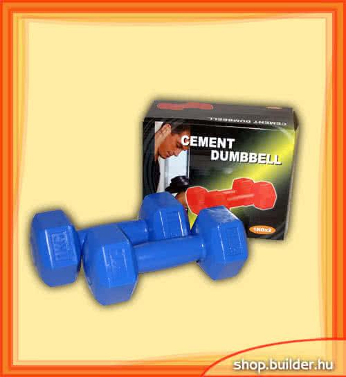 Ostala sportska oprema Plastic dumbells 1 kg par