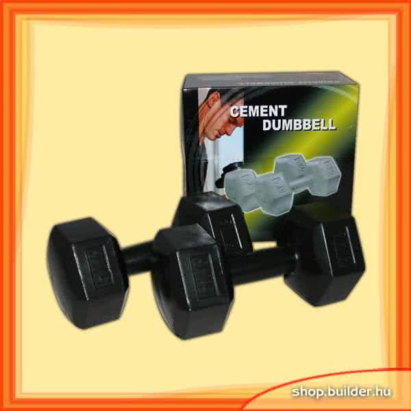Ostala sportska oprema Plastic dumbbell 5 kg par