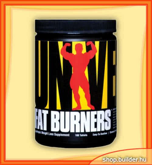Universal Nutrition Fat Burners 110 tab.