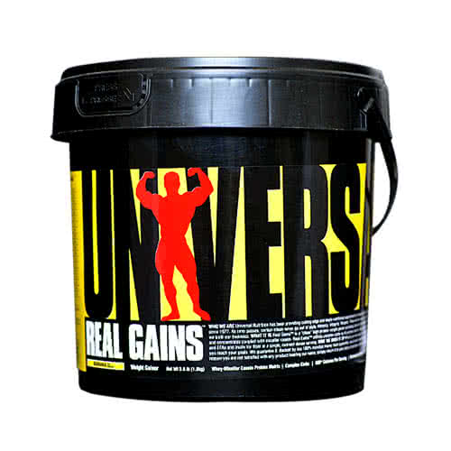 Universal Nutrition Real Gains 3,11 kg