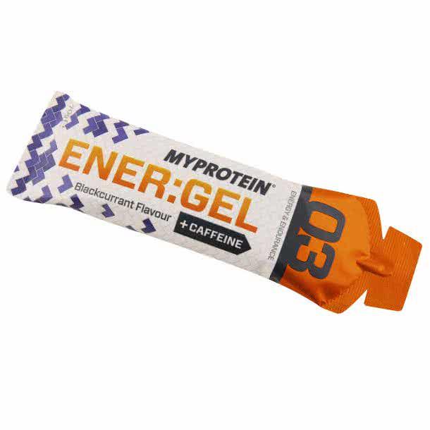 Myprotein Ener:Gel +Caffeine 70 gr.
