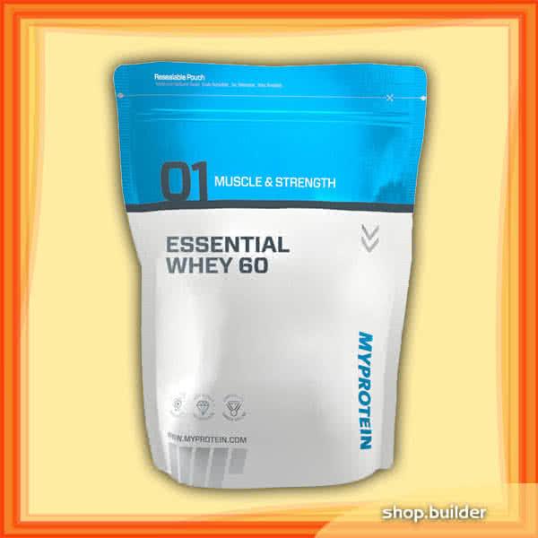 Myprotein Essential Whey 60 2,5 kg
