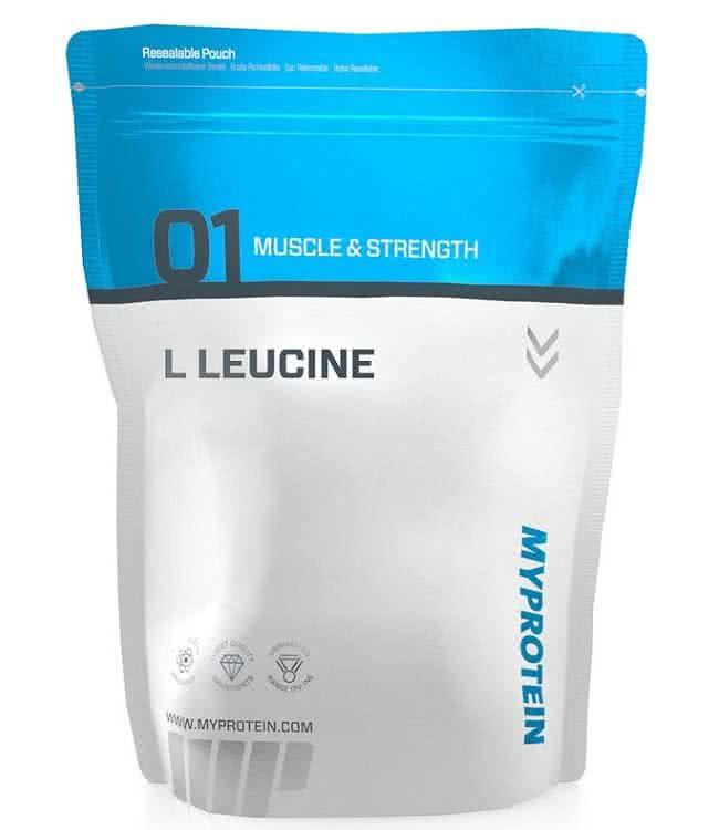 Myprotein Leucine 1000 gr.