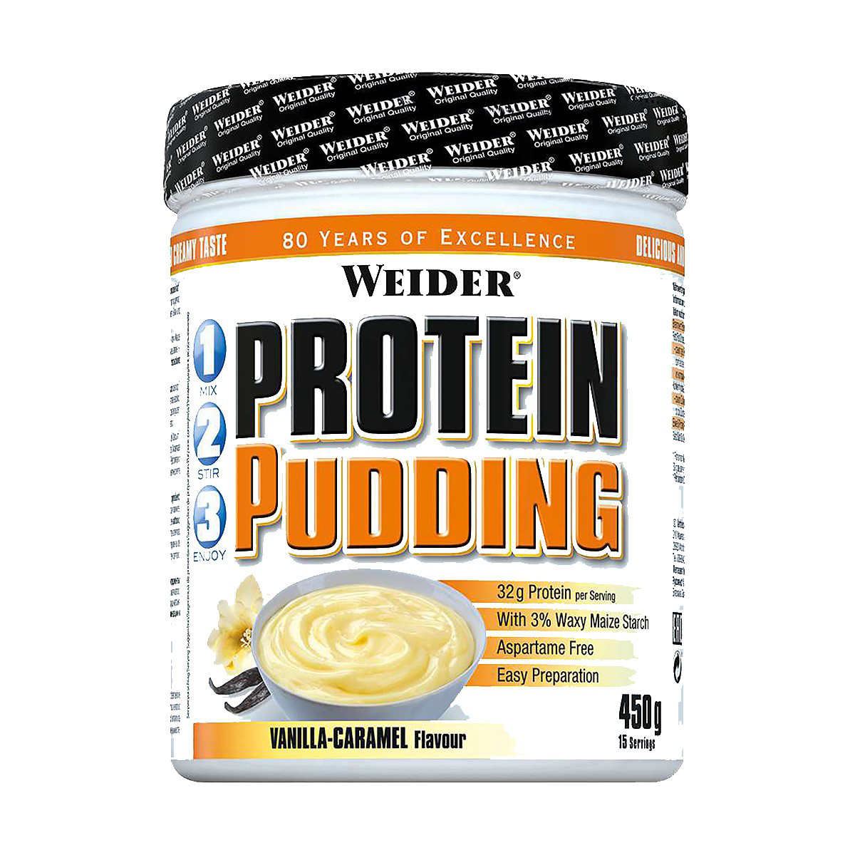 Weider Nutrition Protein Pudding 450 gr.