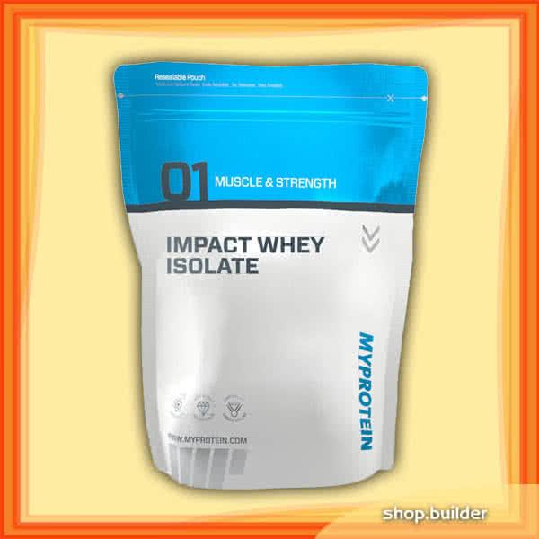 Myprotein Impact Whey Isolate 2,5 kg