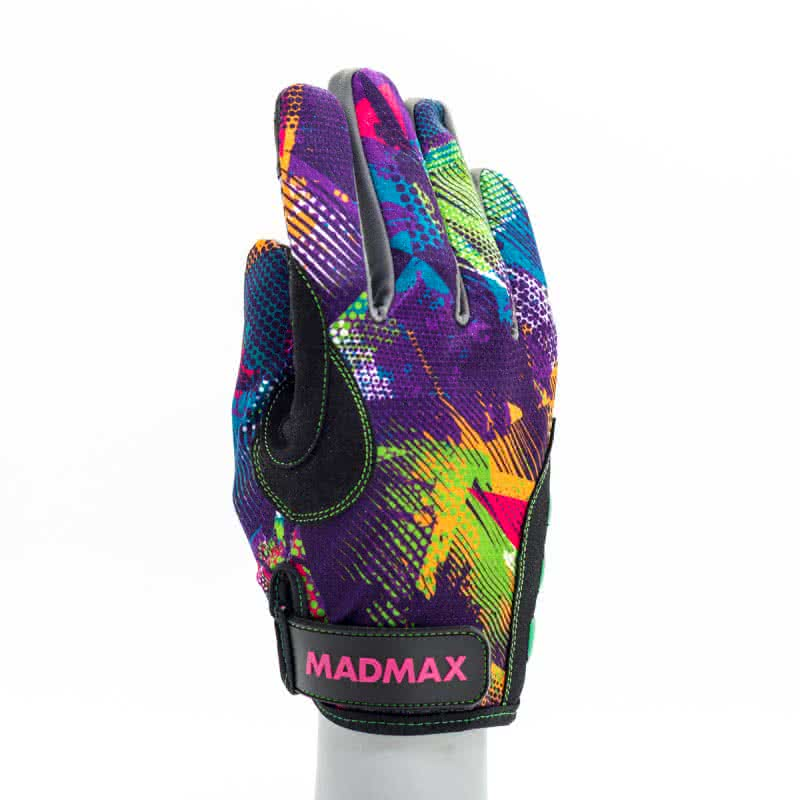 Mad Max Wheelchair gloves - full fingers par