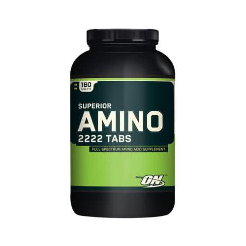 Optimum Nutrition Amino 2222 Tabs 160 tab.