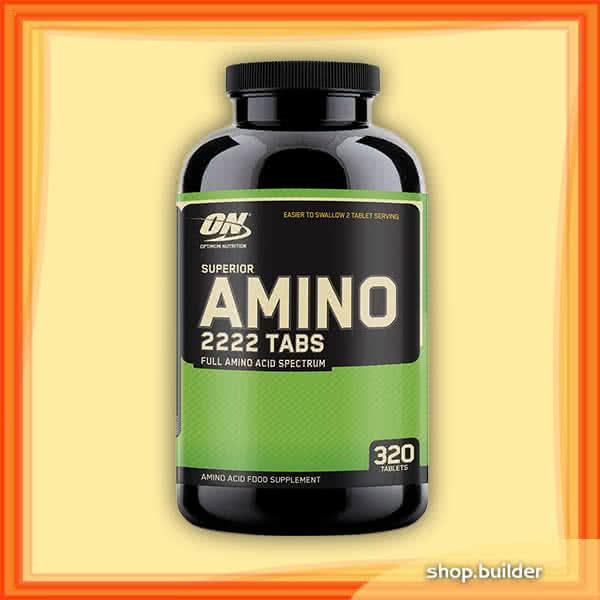 Optimum Nutrition Amino 2222 Tabs 320 tab.