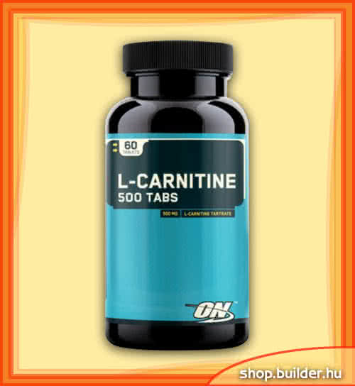 Optimum Nutrition L-Carnitine 60 tab.