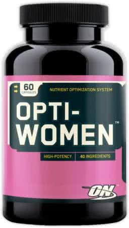Optimum Nutrition Opti-Women 60 kap.