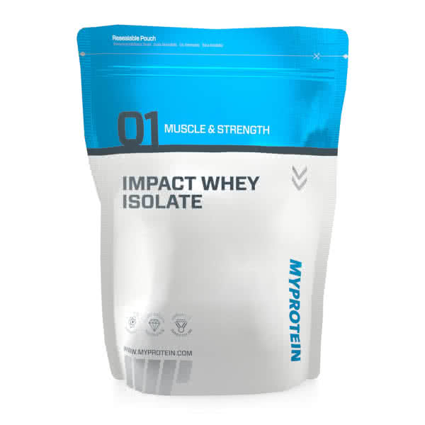 Myprotein Impact Whey Isolate 4 kg