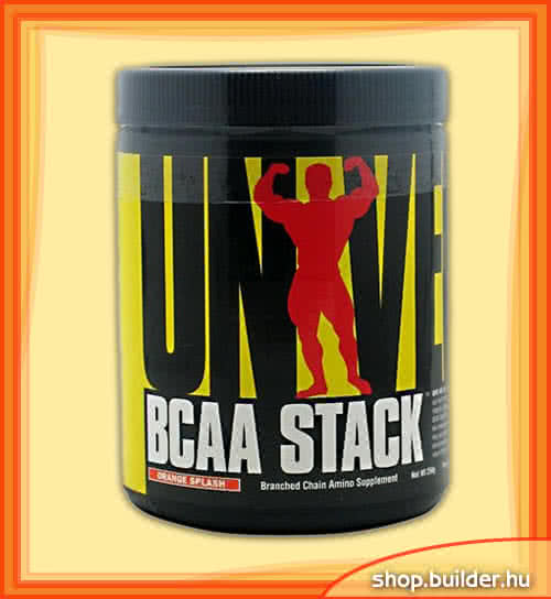Universal Nutrition BCAA Stack 250 gr.