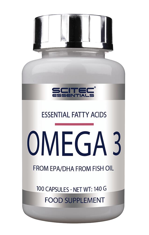 Scitec Nutrition Omega 3 100 g.k.