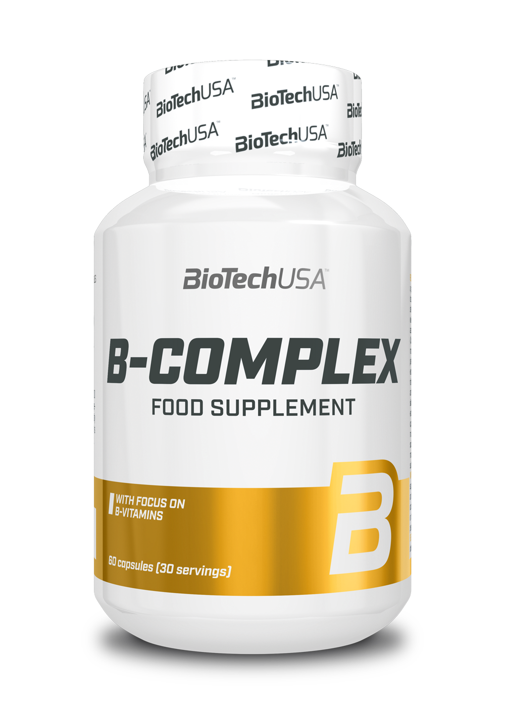 BioTech USA B-complex 60 kap.