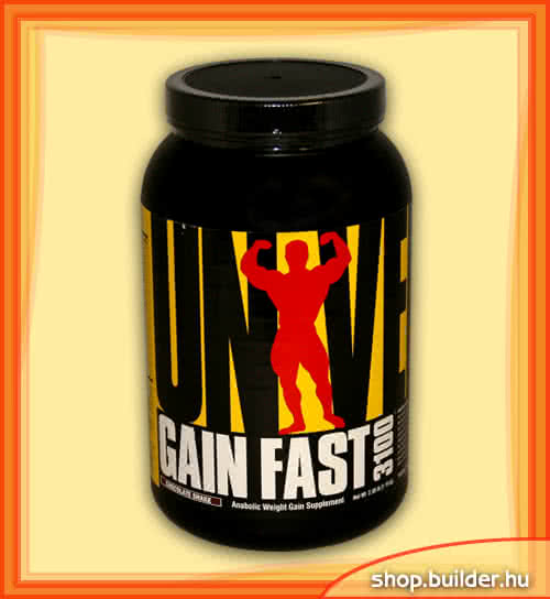 Universal Nutrition Gain Fast 1,157 kg