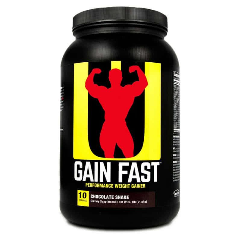 Universal Nutrition Gain Fast 2,3 kg