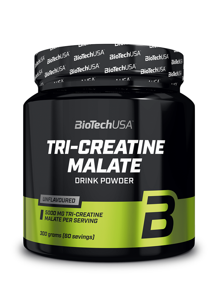BioTech USA Tri-Creatine Malate 300 gr.
