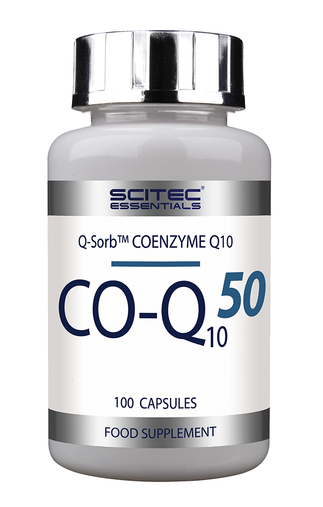 Scitec Nutrition Co-Q10 (50 mg) 100 kap.