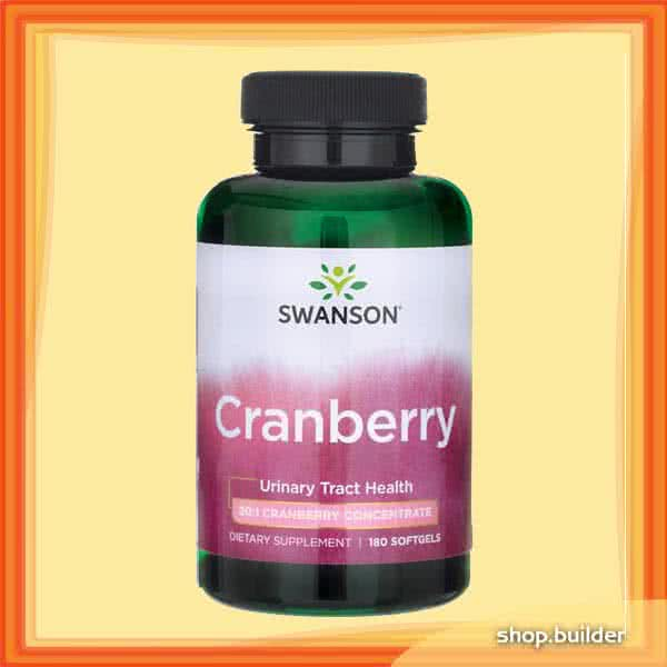 Swanson Cranberry 180 g.k.