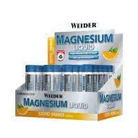 Weider Nutrition Magnesium Liquid (20x25 ml)