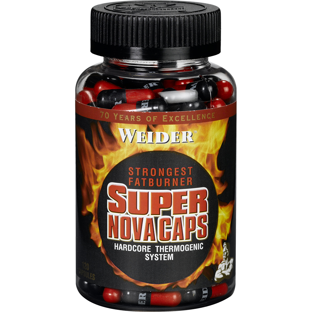 Weider Nutrition Super Nova Caps 120 kap.