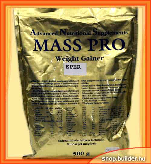 ANS Proteins Mass Pro 0,5 kg